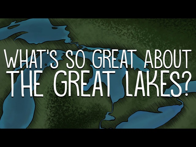 What's so great about the Great Lakes Cheri Dobbs and Jennifer Gabrys