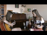 Ангелина и Катя - Marry you (Bruno Mars)