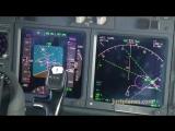 Килиманджаро в кабине 737!