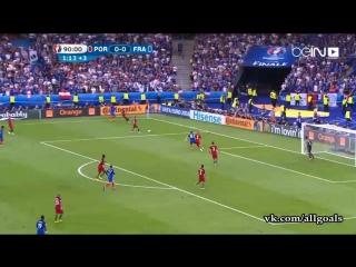 Евро-2016 / Финал / Португалия 1-0 Франция / Обзор / 10.07.2016 [HD 720p]