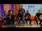 Музыкальная пауза! Грузины поют на чеченском.