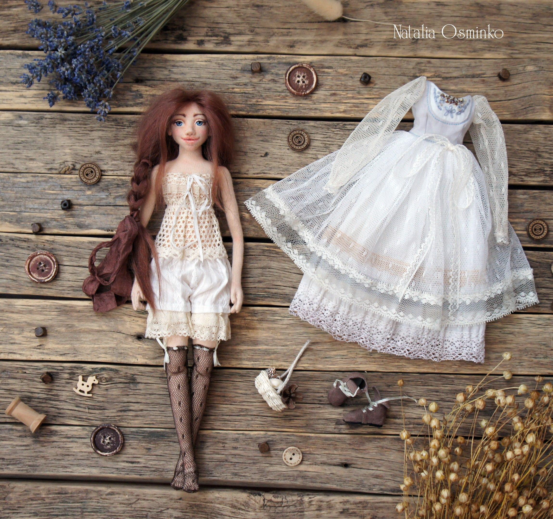 author dolls