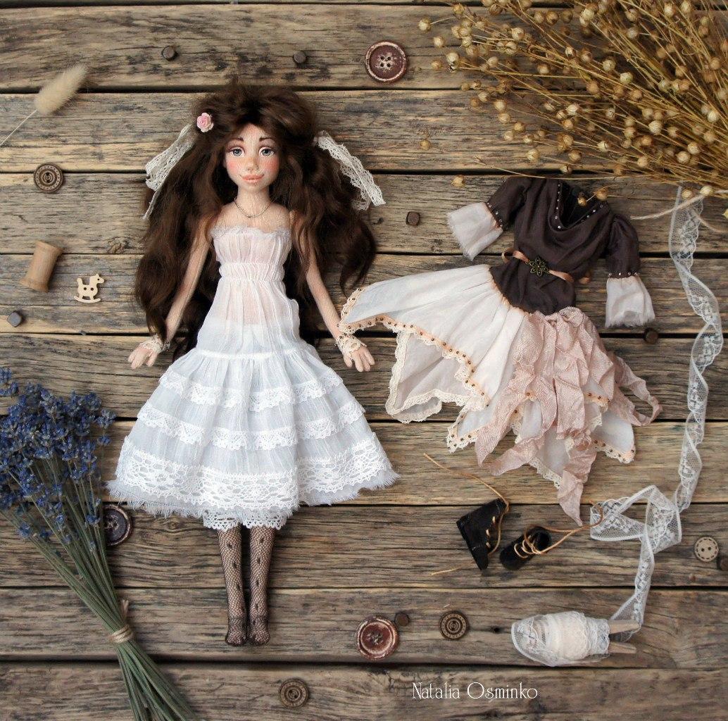 красивые куклы ручной работы