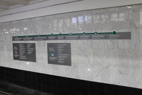 Именитые пассажиры посетили Харьковское метро (ФОТО)