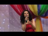 Зумруд Ибрагим-заде - Open up my heart ( Yolanda Adams cover)