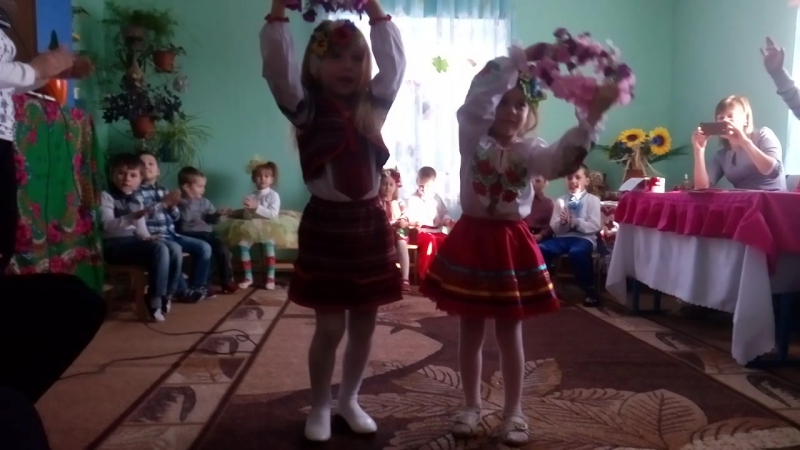 танець маші і крістіни