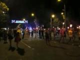 Факельное шествие. Мелитополь. 24.08.2016 (юмор)