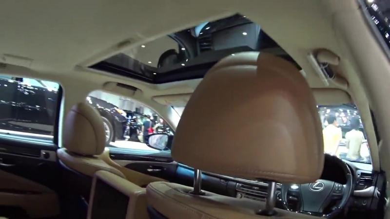 New 0016 0017 Lexus LS 000H VS Lexus ES 000H video review