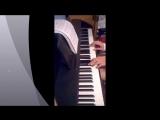 Carla's Dreams - Sub Pielea Mea | #eroina (piano cover, пианино, фортепиано, кавер)