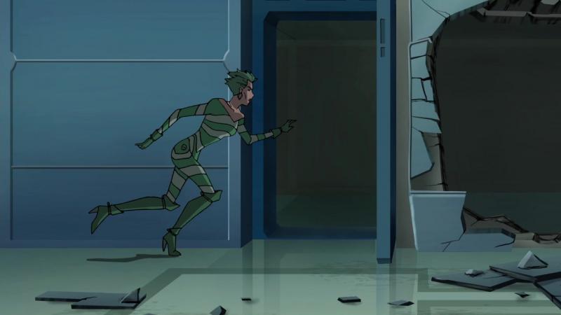 Росомаха и Люди Икс. Начало 1 сезон 12 серия (2008) 720p