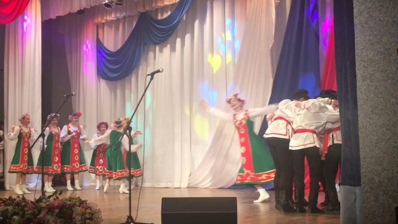 Танец Чернянские вечёрки