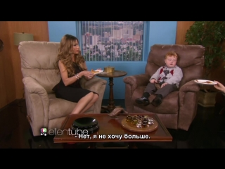 The Noah Ritter Show with Sofia Vergara RUS SUB