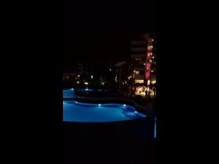 Дискотека в Alaiye resort spa 5*
