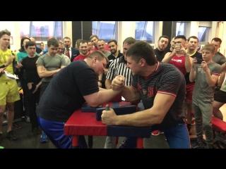 Power Day: Виталий Лалетин vs Дмитрий Силаев