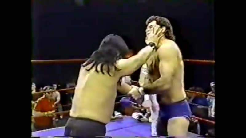 WCCW Christmas Star Wars (25.12.1985)