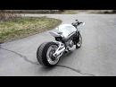 Suzuki gsx1300r hayabusa streetfighter, wide tyre 330