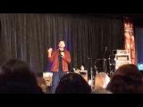 Misha talks about Jared giving West sugar at JaxCon 2017