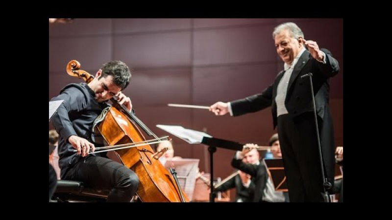 Pablo Ferrández, Zubin Mehta, Tchaikovsky Rococo Variations.