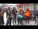 Харинама-санкиртана в Екатеринбурге, 04.03.2017. Эпизод 1