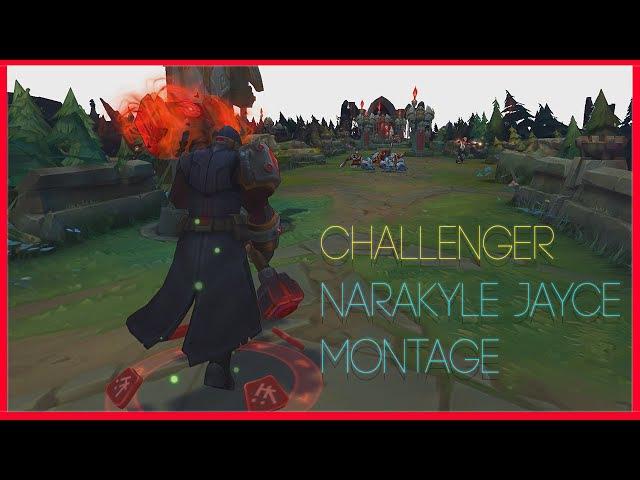 [1080p 60fps] 제이스의 원조 나라카일 제이스 매드무비 Challenger Narakyle Jayce Montage