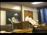 2007.05.29 Время и история с точки зрения эвереттики. Ведущий - А.Ю.Лебедев.