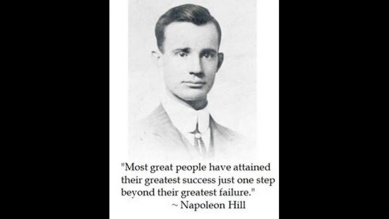 7 Basic Fears by Napoleon Hill