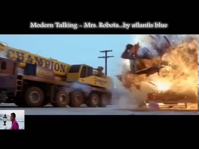 Modern Talking Mrs Robota without a heart Atlantis Blue New Maxi 80's Remix 2016