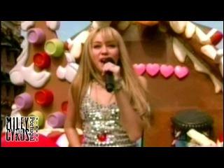 Rockin' Around The Christmas Tree - Miley Cyrus (as Hannah Montana) (2006)