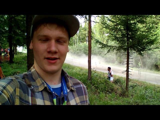 Neste rally - Finlan тизер