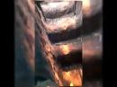 Трофейное видео. Прямое попадание в блиндаж, где сбились в кучу запуганные украинские солдаты