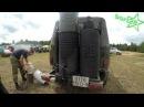 Газогенератор или автомобиль УАЗ на дровах