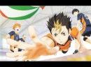 Haikyuu!! - Nishinoya's highlights