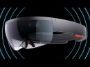 Обзор Microsoft HoloLens очки дополненной реальности в действии гаджеты из будущего Хололенс