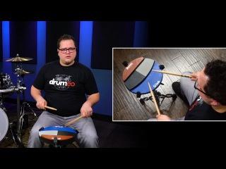 Drag Paradiddle #1 - Drum Rudiment Lesson (Drumeo)
