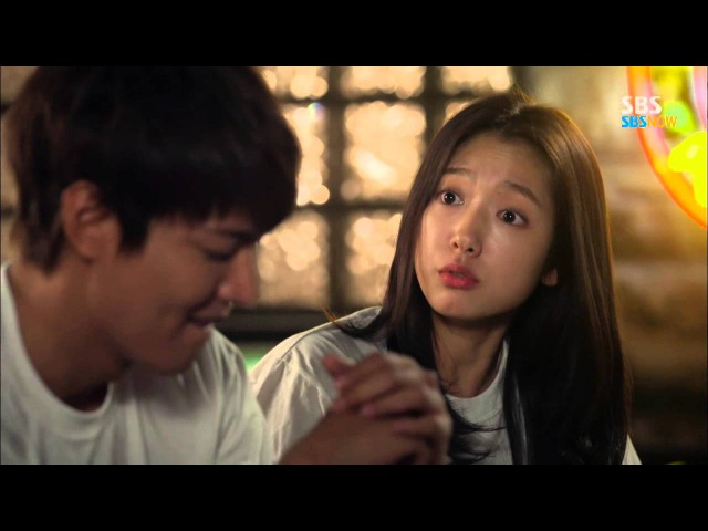 SBS [상속자들] - 탄이와 은상이의 낯선 곳에서의... 하룻밤?