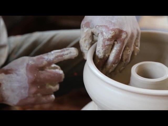 Artisan Jian Shui Pottery