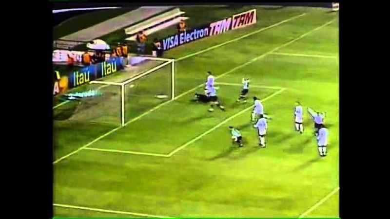 São Paulo 1x2 ATLÉTICO - Série A 2002