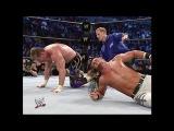 Eddie Guerrero &amp Rey Mysterio vs MNM Tag Team Titles Match SmackDown 04.21.2005