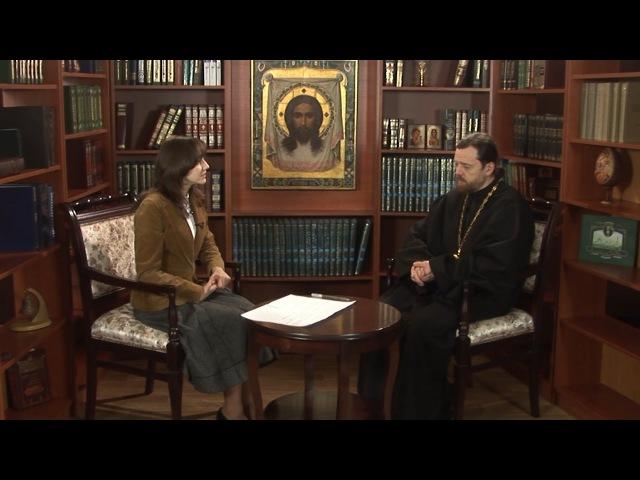 Интервью с игуменом Нектарием (Морозовым). О цинизме