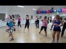 Akcent ft Sandra - Amor Gitana Zumba Fitness Choreography