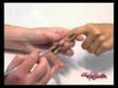Наращивание ногтей Форма стилет