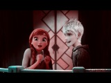 There's nothing holdin' me back  Jack Frost + Anna