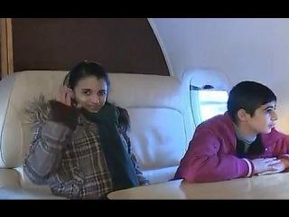 Сирийские дети после лечения в Петербурге возвращаются на родину