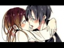 【Аниме клип про любовь】- Бездомный бог/Noragami Ято и Хиёри Я всегда буду с тобой...