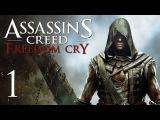 Assassin's Creed 4 Freedom Cry - Прохождение на русском #1