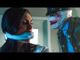 Gotham S03E13 - All Joker/Jerome Scenes Part 1 - Jerome Lee's Conversation