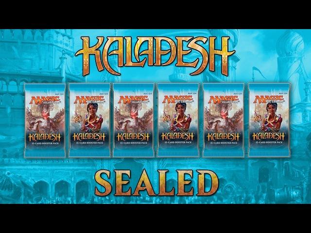 Kaladesh - Sealed Deck