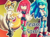 Sonic gender bender style