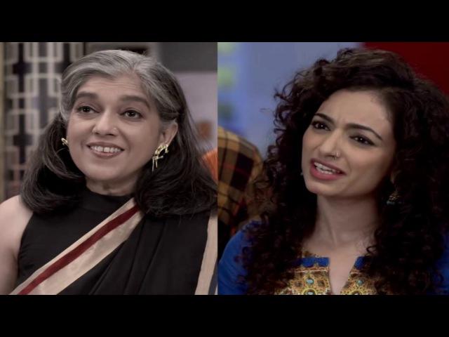 Sarabhai Vs Sarabhai Season 2 Episode 4 Papa Dont Preach Says Sahil Jasmine Pregnant