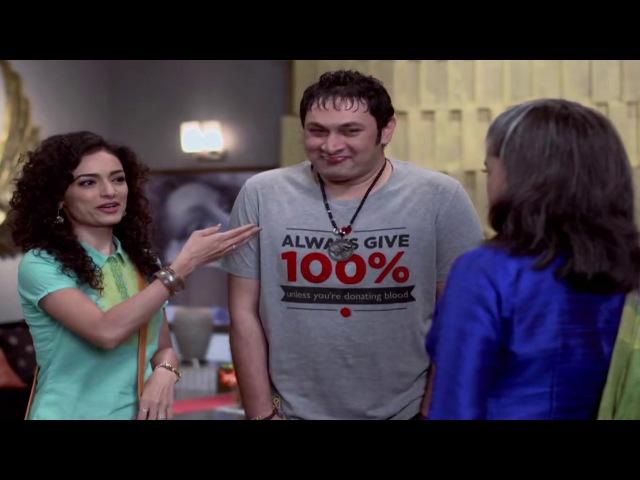 Sarabhai Vs Sarabhai Season 2 Episode 7 Maya Lock Horns with Jasmine